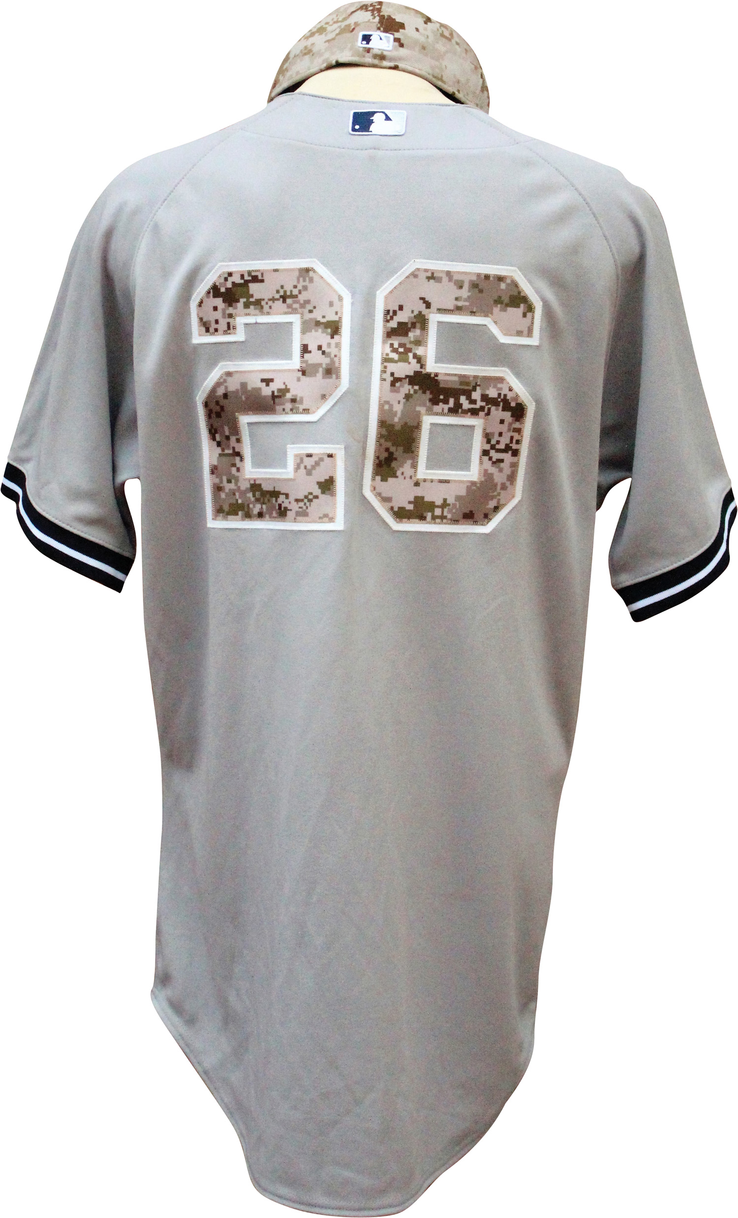 36aa357b52b ... 2014 Yangervis Solarte New York Yankees Memorial Day Jersey and Hat ...