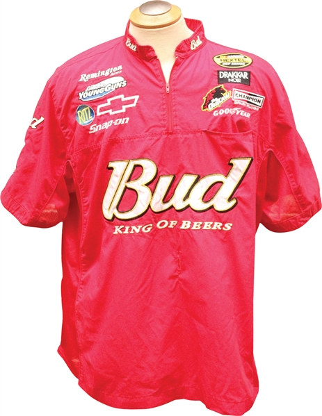 Circa 2006 Dale Earnhardt Crew Uniform