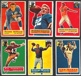 1956 Topps Football Complete Set of 120 Cards