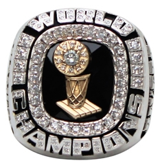 2006 RANDY RIVERA MIAMI HEAT NBA CHAMPIONSHIP RING