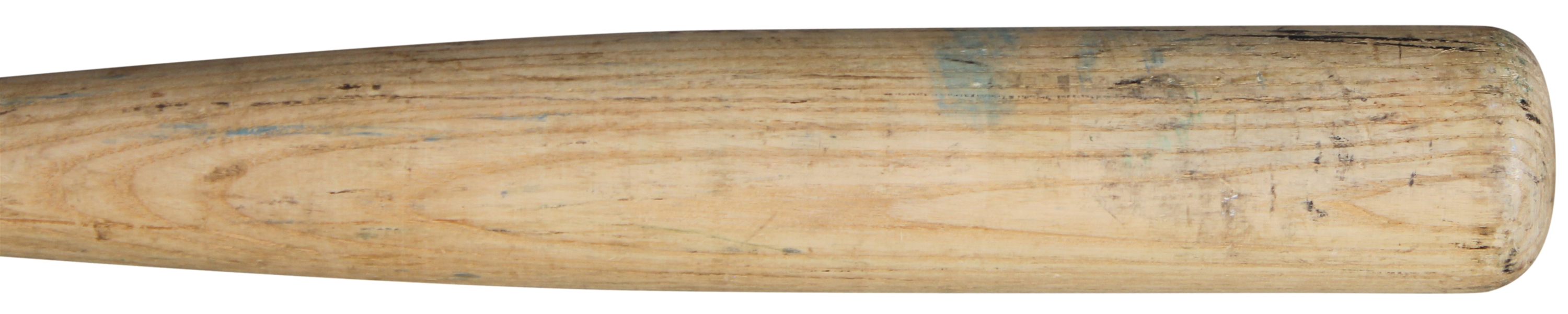 1983/86 WILLIE RANDOLPH AUTOGRAPHED GAME USED BAT