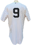 2009 GRAIG NETTLES GAME USED OLD TIMERS DAY JERSEY