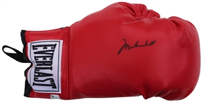 MUHAMMAD ALI AUTOGRAPHED BOXING GLOVE