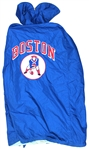 SUPER RARE CIRCA 1965 BLUE BOSTON PATRIOTS SIDELINE CAPE