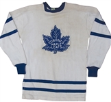 VINTAGE TORONTO MAPLE LEAFS NHL JERSEY