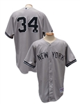 2014 BRIAN McCANN SIGNED FIRST NEW YORK YANKEES GAME USED JERSEY