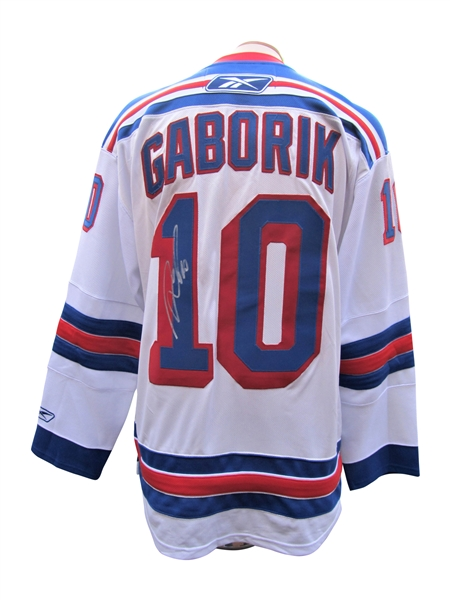 new product eff59 dcbaf Lot Detail - PHIL ESPOSITO AND MARIAN GABORIK SIGNED NEW ...