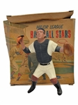 YOGI BERRA HARTLAND STATUE WITH BOX